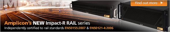 Zertifizierte Industriecomputer für Industrie und Bahnsektor