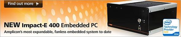Lüfterlose Embedded-PC Systeme mit Intel Core i5 und i7 Prozessoren