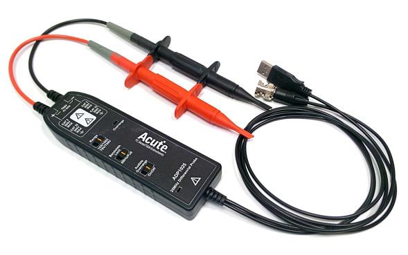 Aktive Differentialtastköpfe mit 700V und 1400V Messbereich