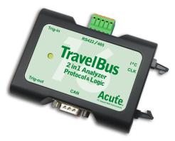 Protokollanalysator und Logikanalysator für die Langzeitanalyse serieller Bus-Systeme