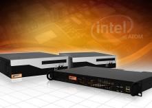 Lüfterlose Embedded Industriecomputer