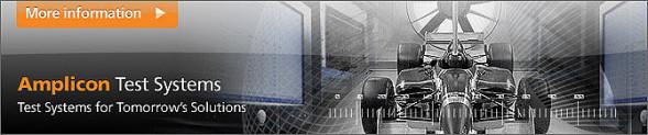 PC & PCI-Messtechnik von Amplicon