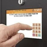 Schlüsselschrank mit Touch-Screen Bedienung