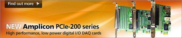 Embedded-PC mit digitalen I/O-Karten für Monitoring und Control