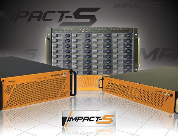 Amplicon Storage-Server mit 64TB Speicherkapazität