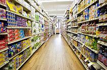 Traka-Touch als Schlüsselverwaltung in Supermarktfilialen