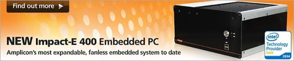 Lüfterloser Embedded-PC mit Intel iCore Prozessoren sowie mPCIe, PCIe und PCI-Steckplätzen