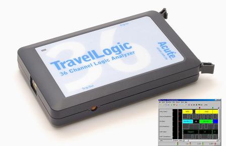 Logikanalysator + Protokollanalysator TravelLogic Serie